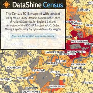DataShine: Census